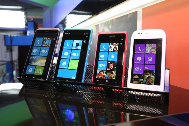 Novos Windows Phone, na CES.
