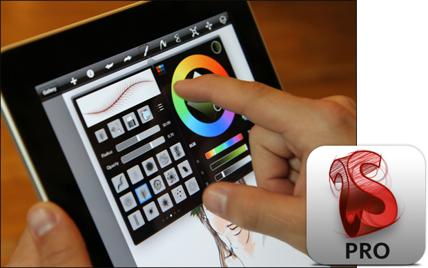 how to use ipad with sketchbook pro for mac